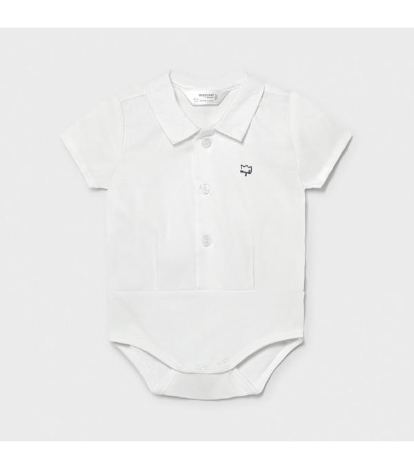 Body camasa nou-nascut baiat 1701 MY-BD04X