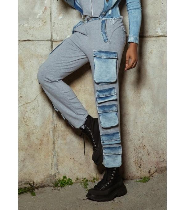 Pantaloni marca Mexton MEXPL8191V