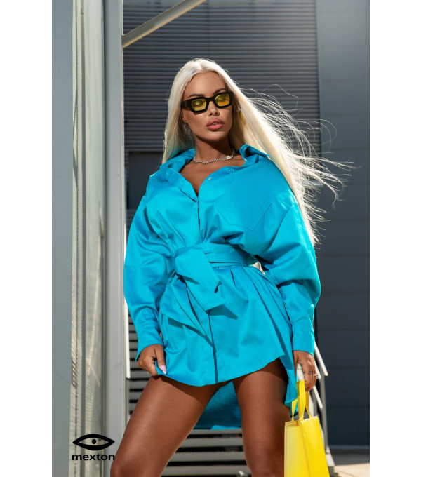 Rochie bleu Mexton MEXR8766Y