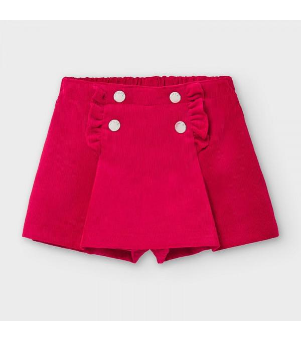 Fusta pantaloni raiat bebe fetita 02942 MY-PS102Y