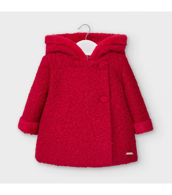 Palton incretit bebe fetita 02409 MY-G133Y