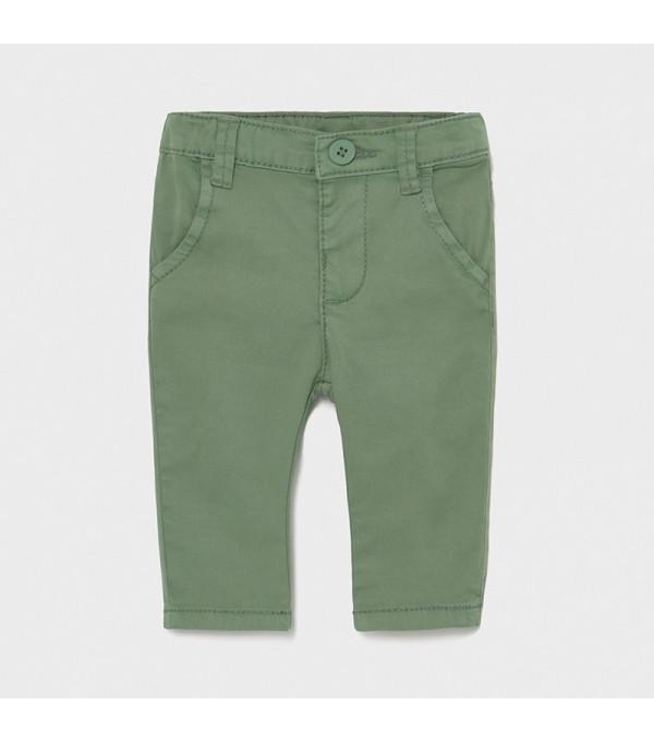 Pantaloni verde baiat 595 Mayoral My-pl02x