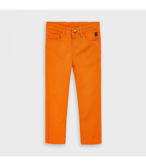 Pantaloni baiat orange 00041 MY-BG08V