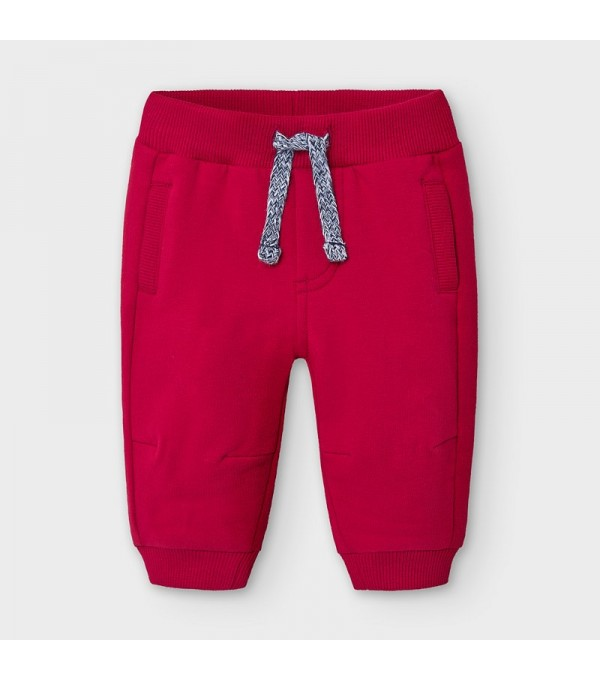Pantaloni rosii baiat Mayoral MY-PL04V