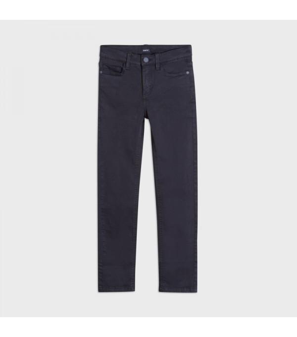 Pantaloni bleumarin slim fit baiat MAYORAL 582 MY-PL110Y