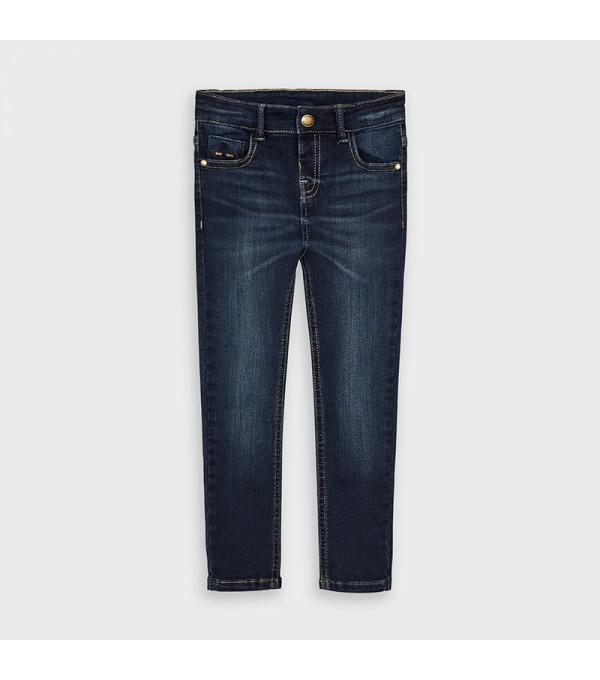 Pantaloni denim skinny fit baiat 4527 MY-BG104Y