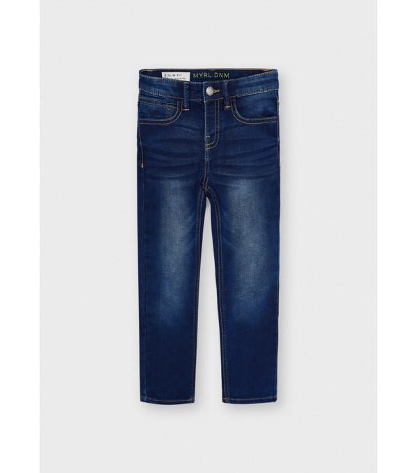 Pantaloni ECOFRIENDS lungi soft denim baiat 4562 MY-BG05Y