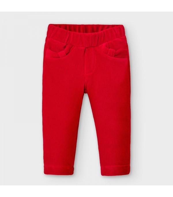 Pantaloni lungi raiat bebe fetita MY-PL02V