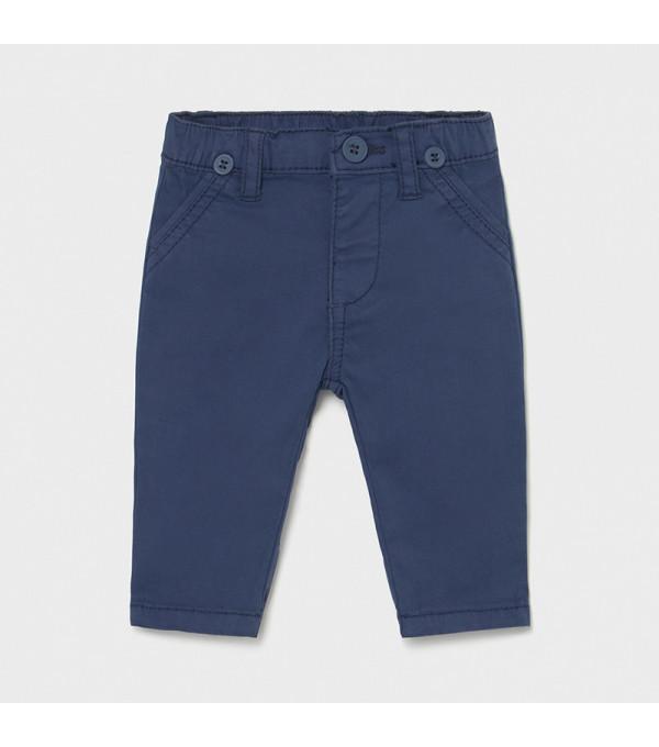 Pantaloni lungi bretele nou-nascut baiat 1571 MY-PL12X