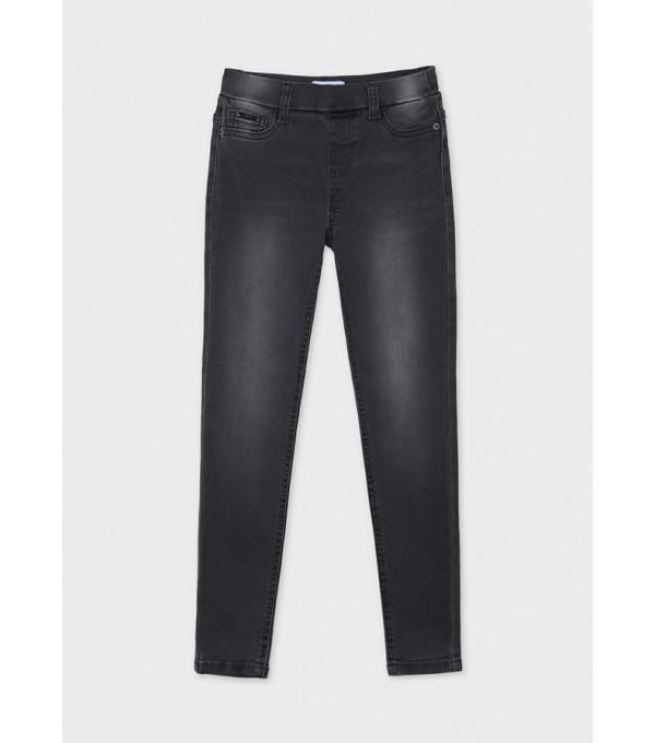 Pantaloni lungi denim basic fata 578 MY-BG13Y