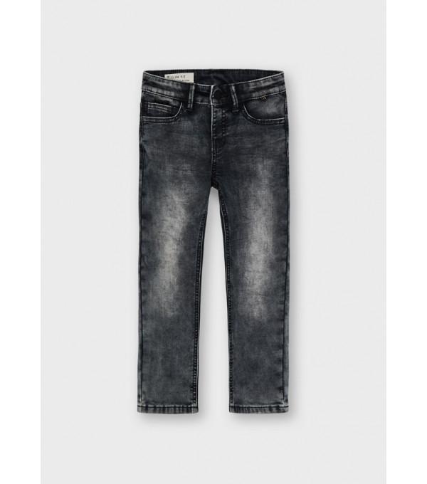 Pantaloni lungi ECOFRIENDS soft denim baiat 4556 MY-BG03Y