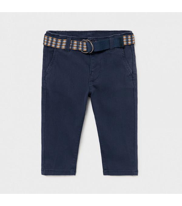 Pantaloni lungi pique curea bebe baiat 1582 MY-PL05X