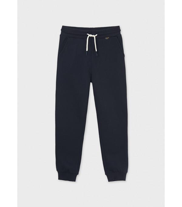Pantaloni lungi plus cardati tiv elastic baiat 705 MY-PL30Y