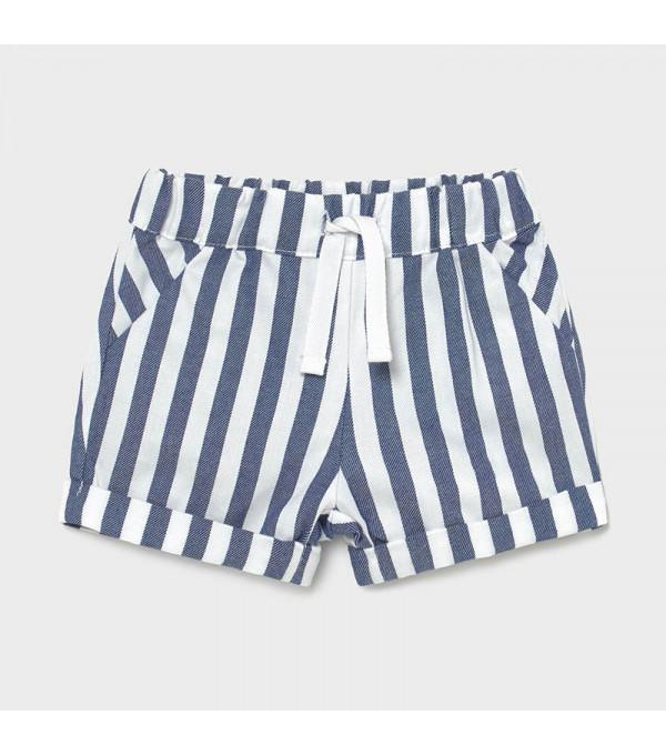 Pantaloni scurti fantasia nou-nascut baiat 1210 MY-PS08X