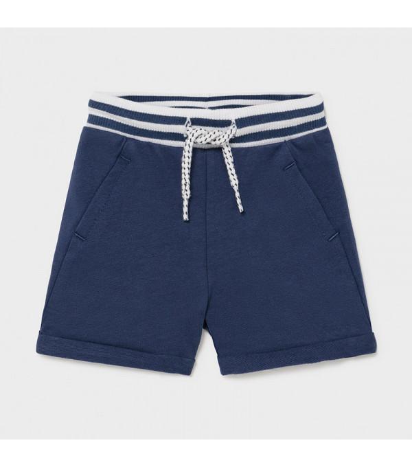 Pantaloni scurti albastrii plus nou-nascut baiat 1212 MY-PS07X