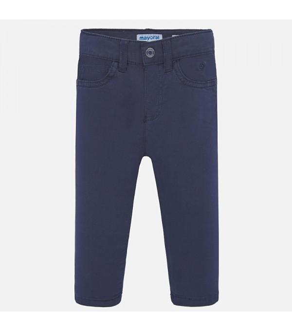 Pantaloni albastri baieti Mayoral MY-PL01P