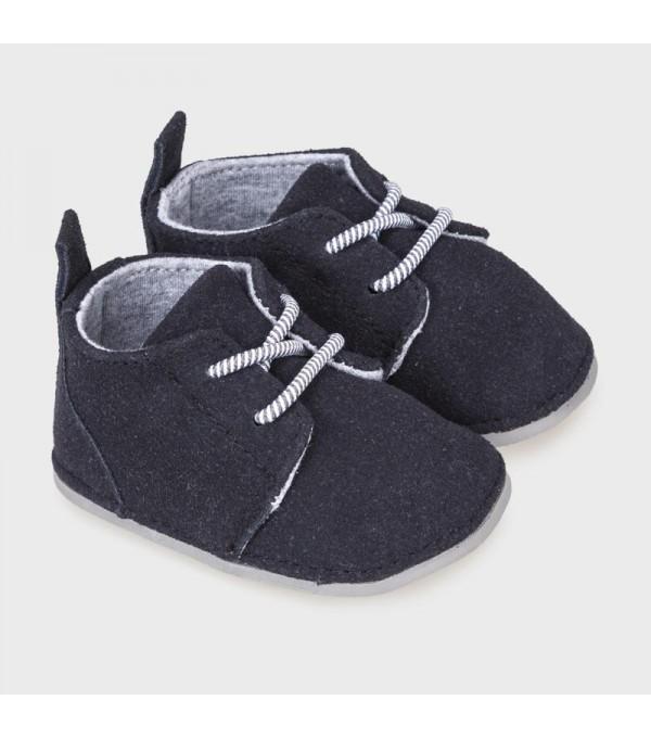 Pantofi eleganti nou-nascut baiat MY-PANTF01V