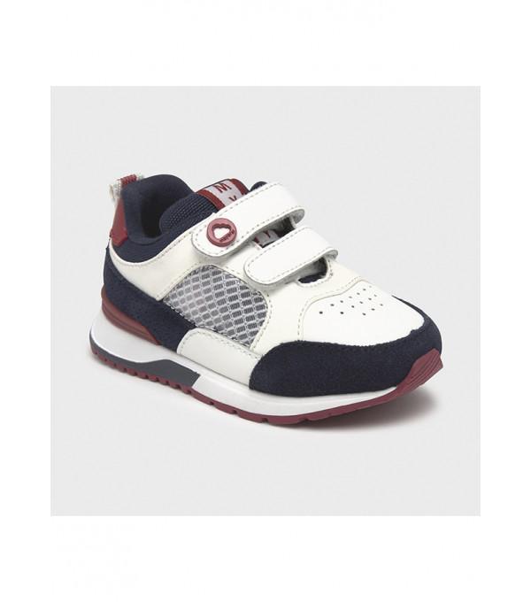 Pantofi sport combinati bebe baiat 41292 MY-TEN81Y