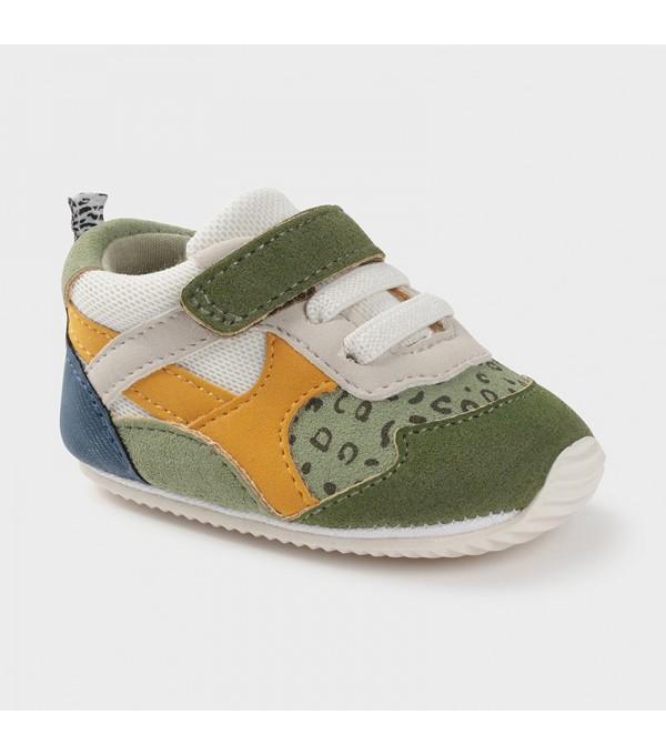 Pantofi sport nou-nascut baiat Mayoral 09399 MY-TEN01X