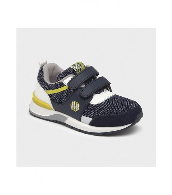 Pantofi sport tricot bebe baiat 41294 MY-TEN83Y