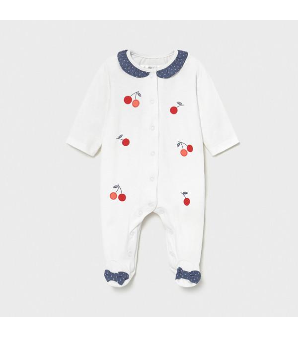 Pijama cirese new born fata 1611 MY-PIJA07X
