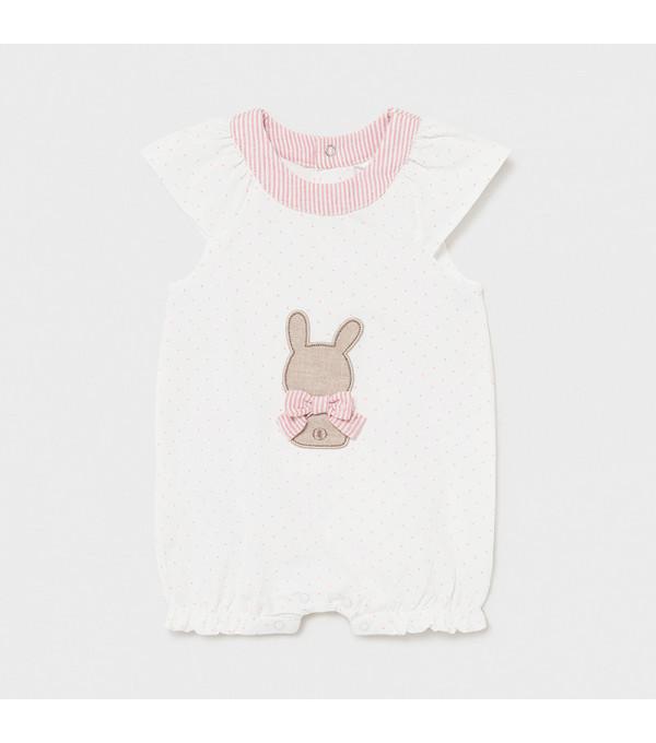 Pijama new born fata 1607 MY-PIJA06X