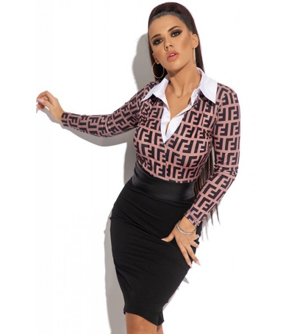 Rochie Mexton MEXR8415X