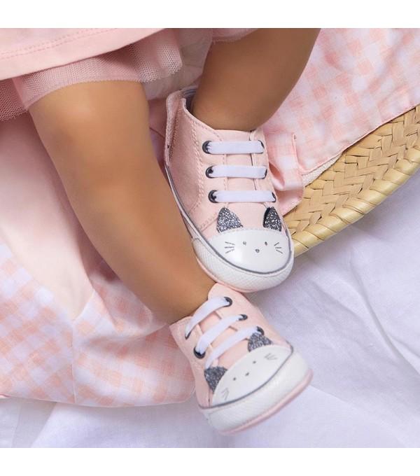 Pantofi sport roz fata Mayoral 9410 My-ten03x