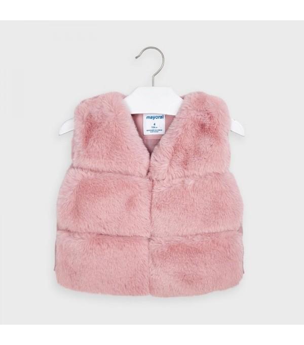 Vesta roz blanita fetita MAYORAL 4351 MY-V06V
