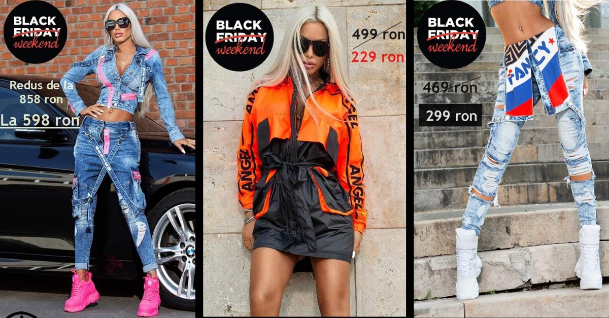 Promotii haine online